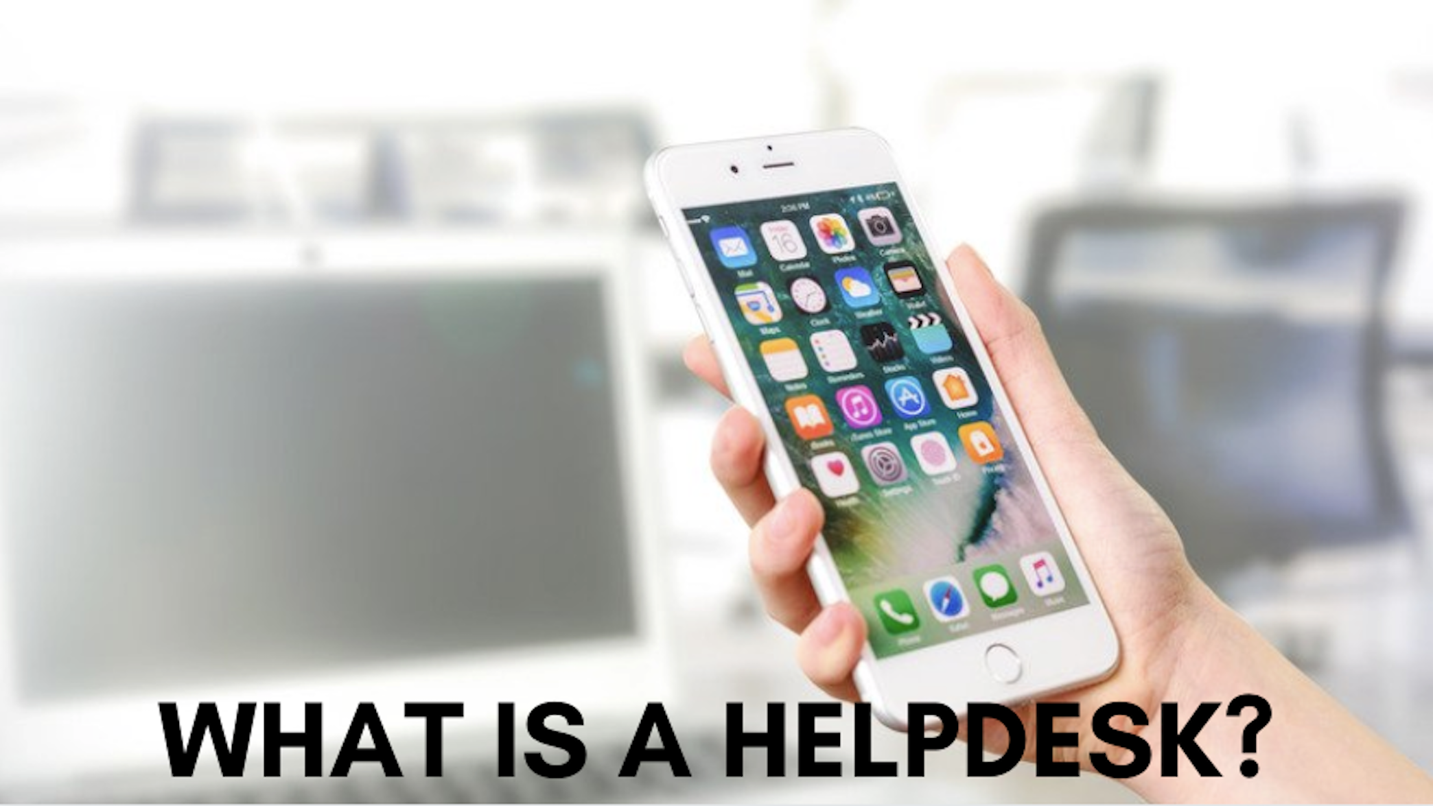 what-is-a-helpdesk